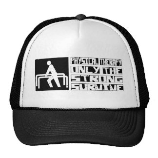 Physical Therapy Survive Mesh Hats