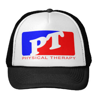Physical Therapy Trucker Hat