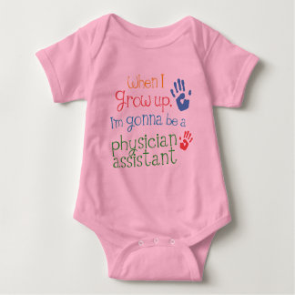 Physician Assistant (Future) Infant Baby T-Shirt