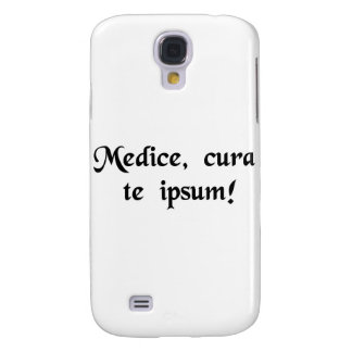 Physician heal thyself galaxy s4 cases