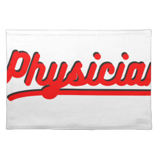 Physician Placemat