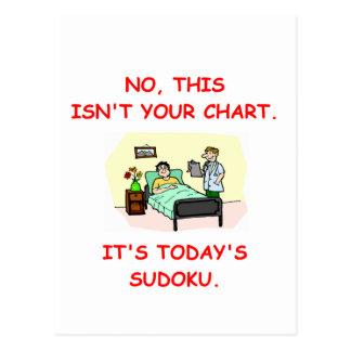 physician postcard