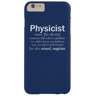 Physicist Barely There iPhone 6 Plus Case