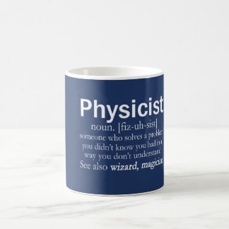 Physicist Coffee Mug
