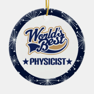 Physicist Gift Ornament