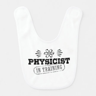 Physicist In Training Bib