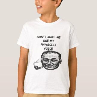 physicist joke t-shirt