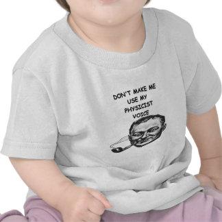 physicist joke tee shirt