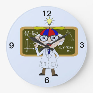 Physicist who discover of the Human's Wall Clocks
