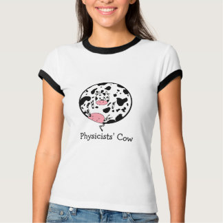 Physicists' Cow T-Shirt
