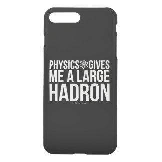 Physics Gives Me A Large Hadron iPhone 8 Plus/7 Plus Case