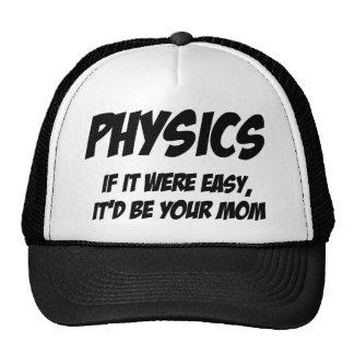 Physics Trucker Hats