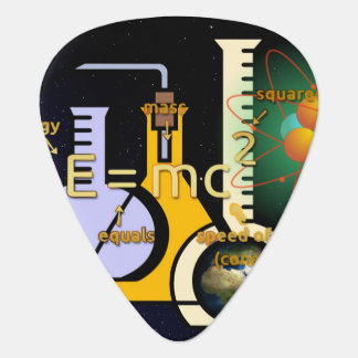 Physics is Cool Guitar Pick