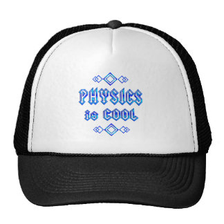 Physics Is Cool Mesh Hat