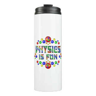 Physics is Fun Thermal Tumbler
