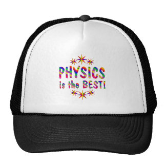 Physics is the Best Hat