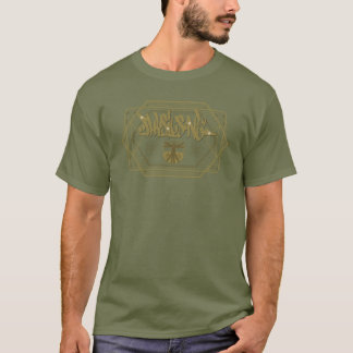 Physics One Tag - Sacred Geometry T-Shirt