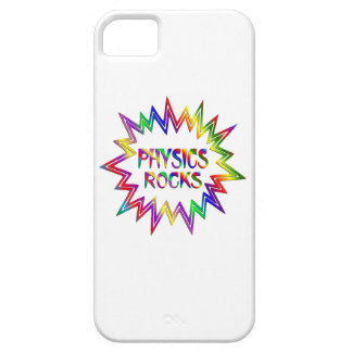 Physics Rocks iPhone 5 Covers