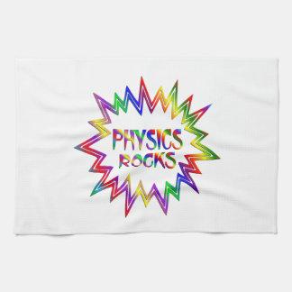 Physics Rocks Kitchen Towel