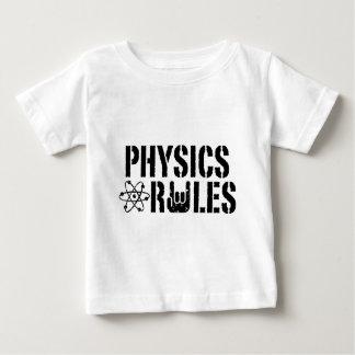 Physics Rules Baby T-Shirt