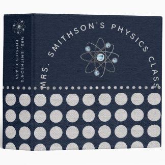 Physics Teacher Binder