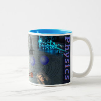 Physics Theme Mug
