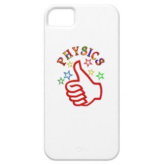 Physics Thumbs Up iPhone 5 Cover