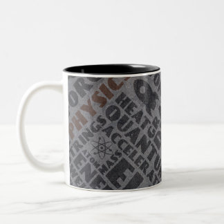 Physics Two-Tone Coffee Mug