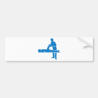 Physiotherapist Bumper Sticker