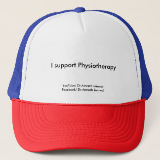 Physiotherapy Cap