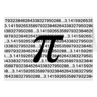 Pi 3.14 Math Geek Card