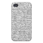 Pi 4 iPhone 4/4S cover