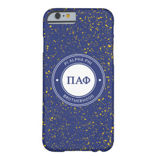 Pi Alpha Phi | Badge Barely There iPhone 6 Case