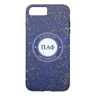 Pi Alpha Phi   Badge iPhone 8 Plus/7 Plus Case