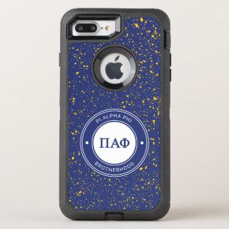 Pi Alpha Phi | Badge OtterBox Defender iPhone 8 Plus/7 Plus Case