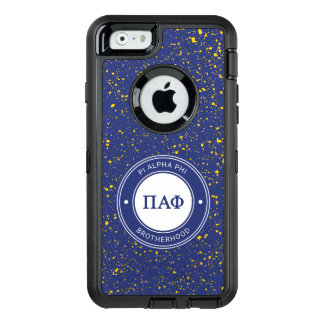 Pi Alpha Phi | Badge OtterBox Defender iPhone Case