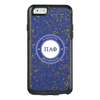 Pi Alpha Phi | Badge OtterBox iPhone 6/6s Case
