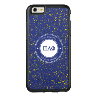 Pi Alpha Phi | Badge OtterBox iPhone 6/6s Plus Case