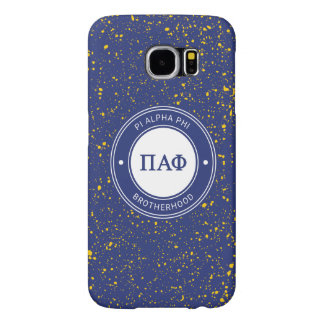 Pi Alpha Phi   Badge Samsung Galaxy S6 Cases