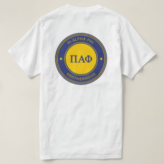 Pi Alpha Phi | Badge T-Shirt