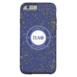 Pi Alpha Phi | Badge Tough iPhone 6 Case
