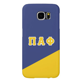 Pi Alpha Phi | Greek Letters Samsung Galaxy S6 Cases