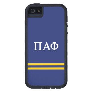Pi Alpha Phi   Sport Stripe iPhone 5 Cases