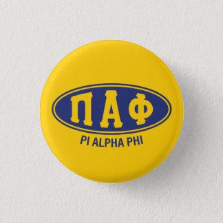 Pi Alpha Phi | Vintage 1 Inch Round Button