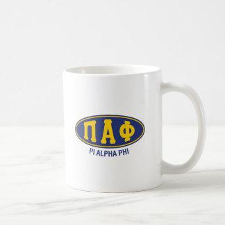 Pi Alpha Phi | Vintage Coffee Mug