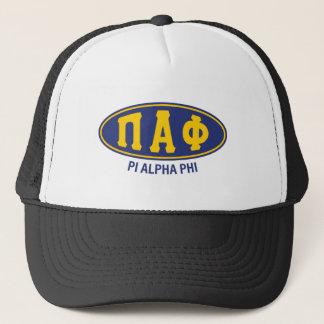 Pi Alpha Phi   Vintage Trucker Hat