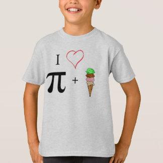 Pi and Ice Cream! T-Shirt
