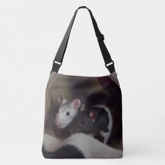 Pi and Patches rat bags