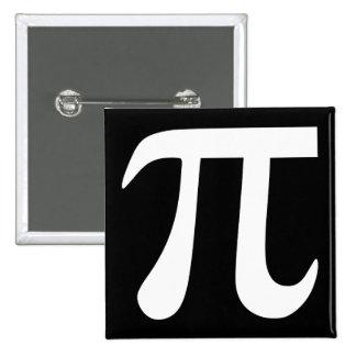 Pi 2 Inch Square Button