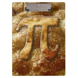 Pi Crust Clipboard